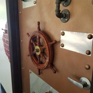 Airship legacy door