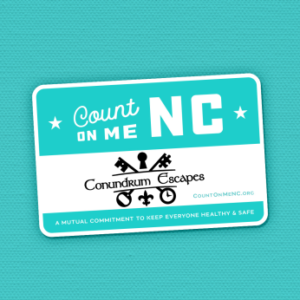 Count on Me NC Logo